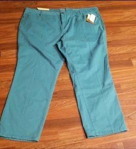 Teal Sonoma Modern Jeans